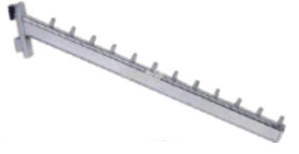 Кронштейн наклонный 10 штырьков